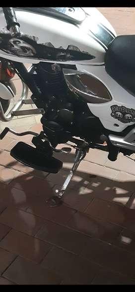 Moto tipo Harley