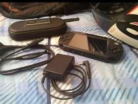 Play Station Portable PSP Original con 30 Juegos Incorporados