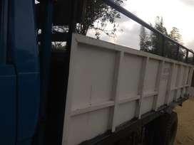 Cajon _valde Metalico para Camion