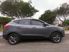 Venta de Hyundai Tucson 2013 modelo 2014