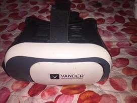 Visor de realidad virtual 3D Vander