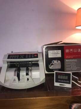Bill counter con detector de billetes UV