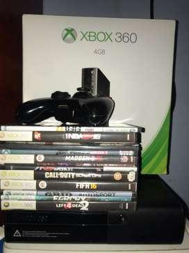Solo vendo!!Xbox 360-Precio charlable!!!