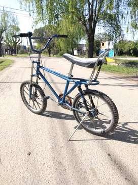 Bici cross de los años 80