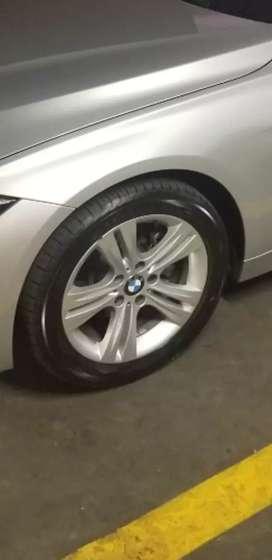 """Rines 17""""  BMW ORIGINALES con llantas Runflat"""