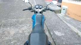 Moto akt evo 150cc ne modelo 2013 segundo dueño