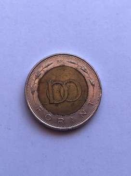 Hungria moneda