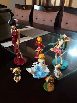 Figuras de anime
