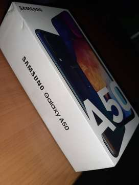 VENDO SAMSUNG GALAXY A50