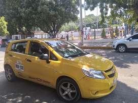 Vendo taxi en muy buen estado motivo de viaje