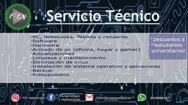 Fix Servicio técnico