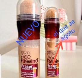 Vendo maquillaje original al credito y contado