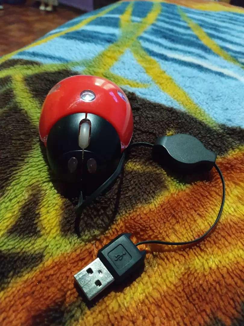 Mouse PC vaquita de San Antonio 0
