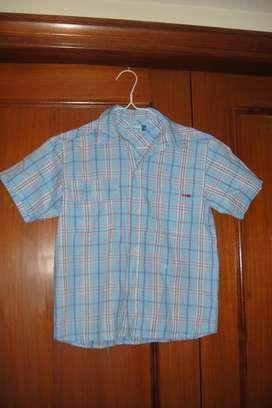 Camisa cheeky para niño