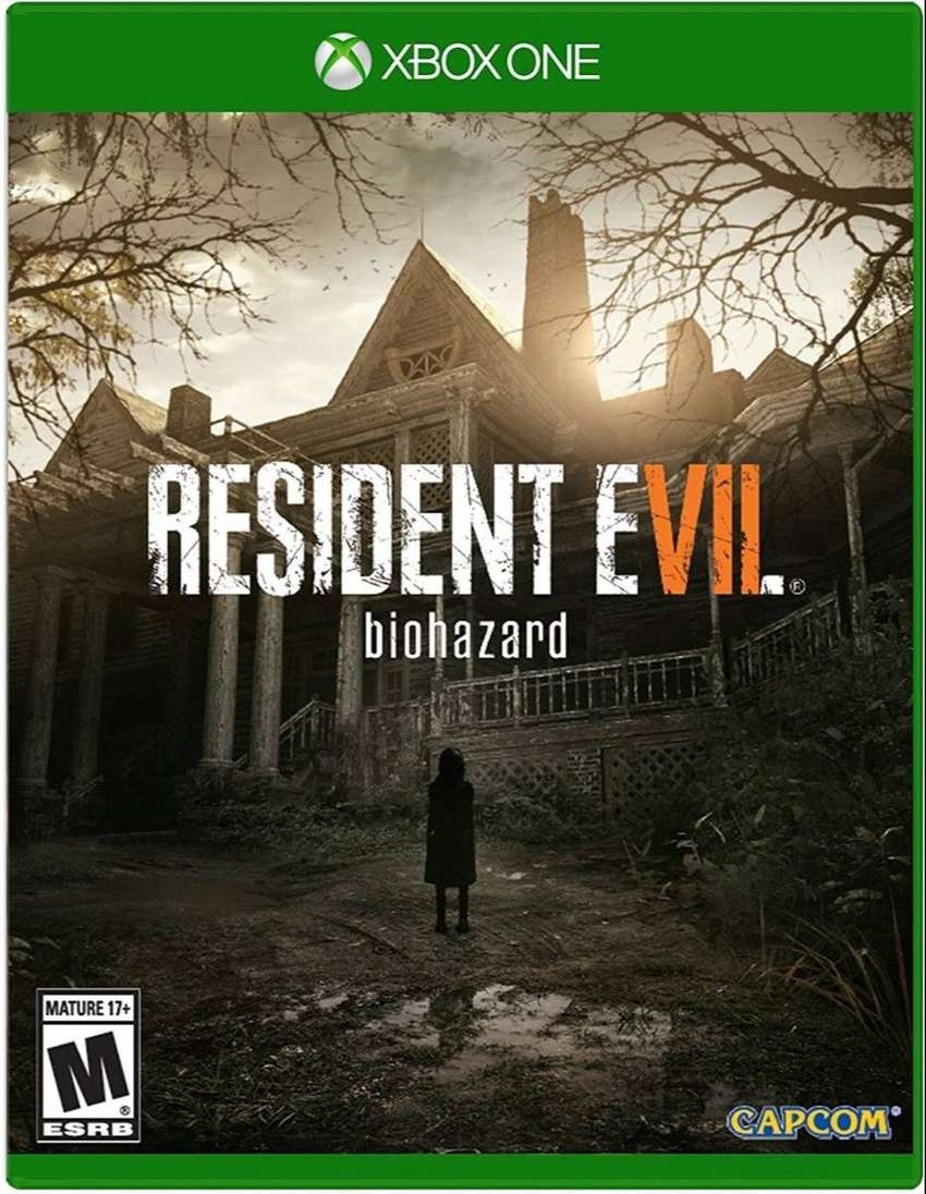 Resident Evil 7 Biohazard Xbox One, Físico