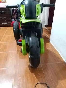 Vendo moto eléctrica prinsel