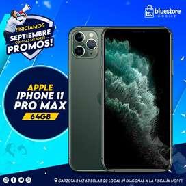 iPhone 11 Pro Max 64/256Gb