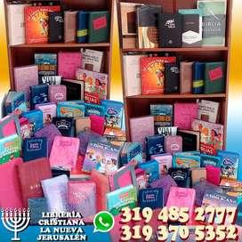 Librería Cristiana - Biblia de Estudio