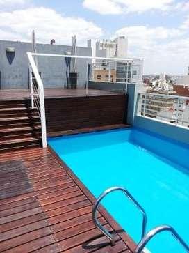 alquilo en Belgrano monroe por dia semana y mes 2/4 personas -piscina wifi