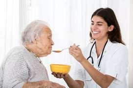 Ofreco  mis servicios de cuidadora con pacientes que sean niños  y adultos turnos de noche 12 horas