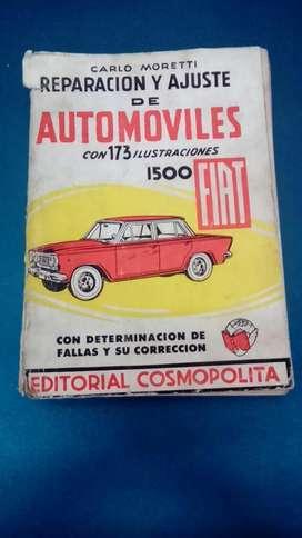 Manual Taller Fiat 1500