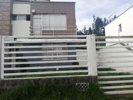 Arriendo casa completa en área urbano - rural Sangolqui