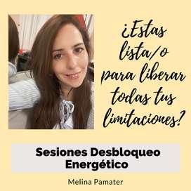 SESIONES DESBLOQUEO ENERGÉTICO