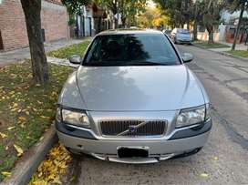 Volvo S80. 1999  twin charged