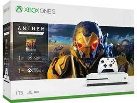 Xbox One S - 1t