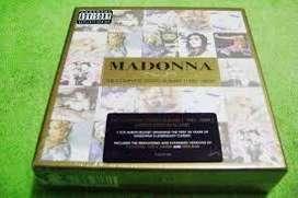 Exclusiva colección de 11 cds de madonna
