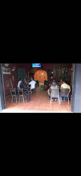 Vendo restaurante acreditado Villavicencio