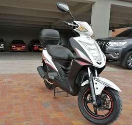 Se vende moto auteco Kymco FLY125 único dueño