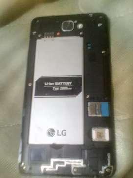 LG X Max- Display Malo