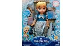 Mi Pequeña Elsa - Con Control Remoto