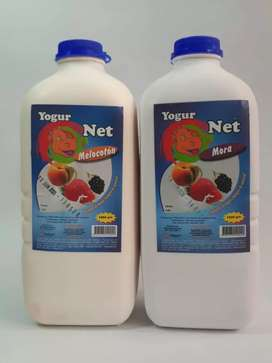 Distribuidor independiente de yogurt