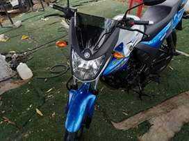 Vendo moto yamaha 150cc