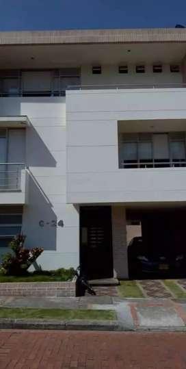Vendo Casa Condominio La Samaria