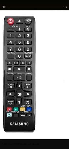 Control reproductor dvd SAMSUNG original