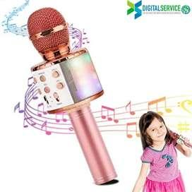 Micrófono Karaoke estéreo Bluetooth 5.0