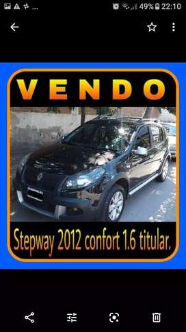 Renault STEPWAY, 2 dueño. Buen estado.Papeles completos.titular.