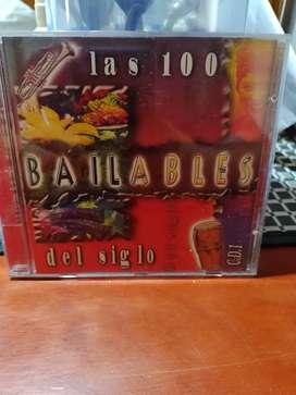 Música en cds originales