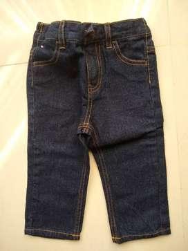 Pantalón Tommy Hilfiger Jean Azul 18 M Perfecto