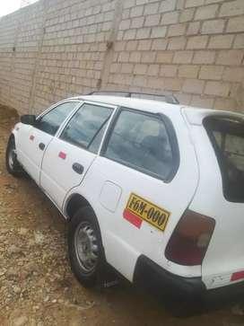 Auto steyshon año 2000