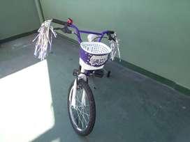Bicicleta Niña Rodado 20 La Mejor Y Mas Linda Super Full