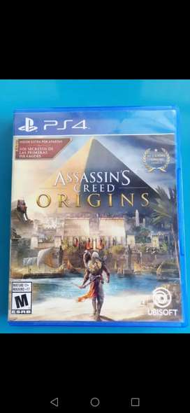 Assasings creed origins