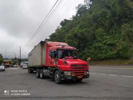 Se vende cabezal Scania 2003