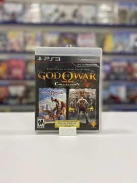 God of war collection 1 y 2  original