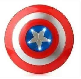 Escudo del Capitan America con LUZ