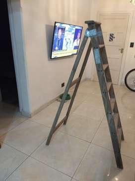 Escalera Madera Tipo Pintor