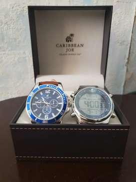 2 Relojes americanos